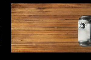 Grothouse Teak Countertops