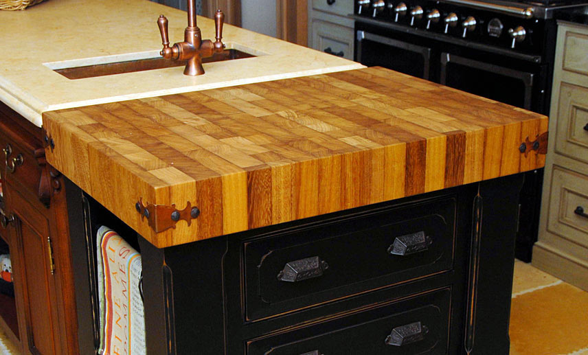 Butcher block countertops wood countertop