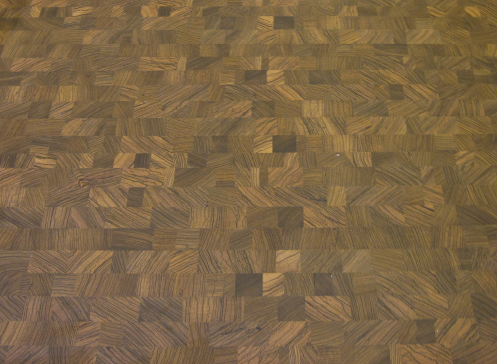 Endgrain Wood Countertops by Grothouse