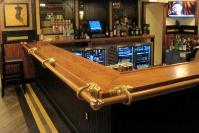 Grothouse Wood Bar Tops