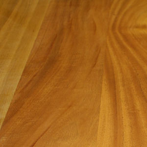 African Mahogany Countertops by Grothouse