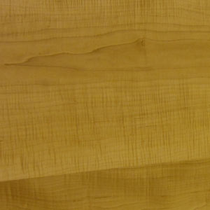 Light Maple Wood Countertop