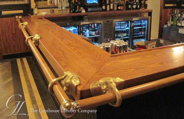 Ash Commercial Bar Top