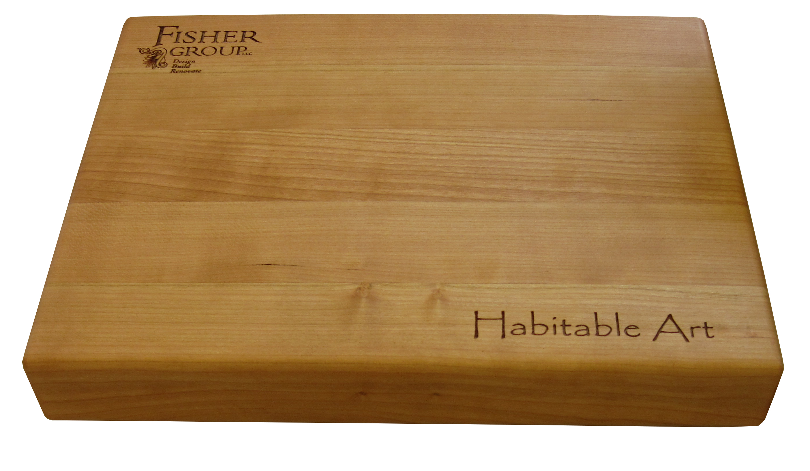 Custom Cutting Boards design by Fisher Group