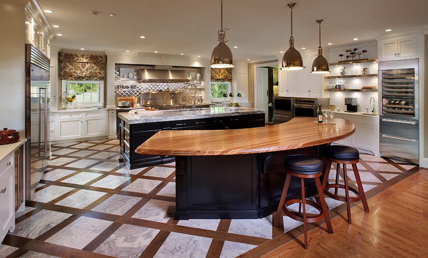 Kitchen Wood Bar Tops by Grothouse - Blog