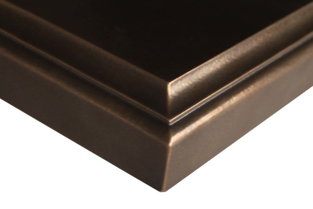 Anvil™ Exodus Oil Rubbed Bronze Countertops