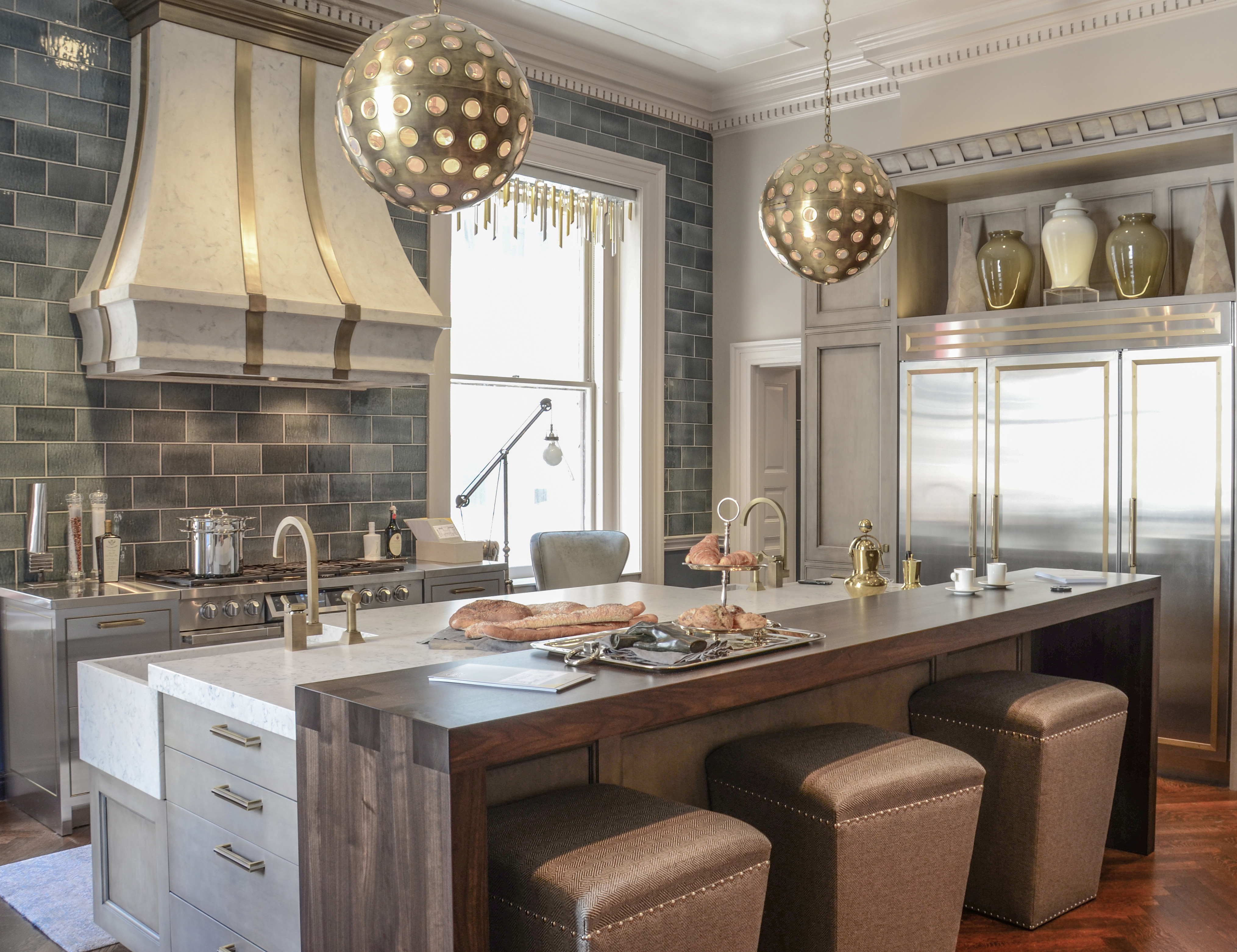 House Beautiful Kitchen of the Month November 2014 designed by Matthew Quinn