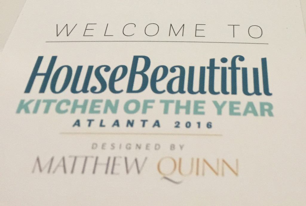 House Beautiful Kitchen of the Year 2016