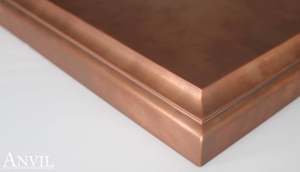 Anvil™ Kratos Copper Countertops