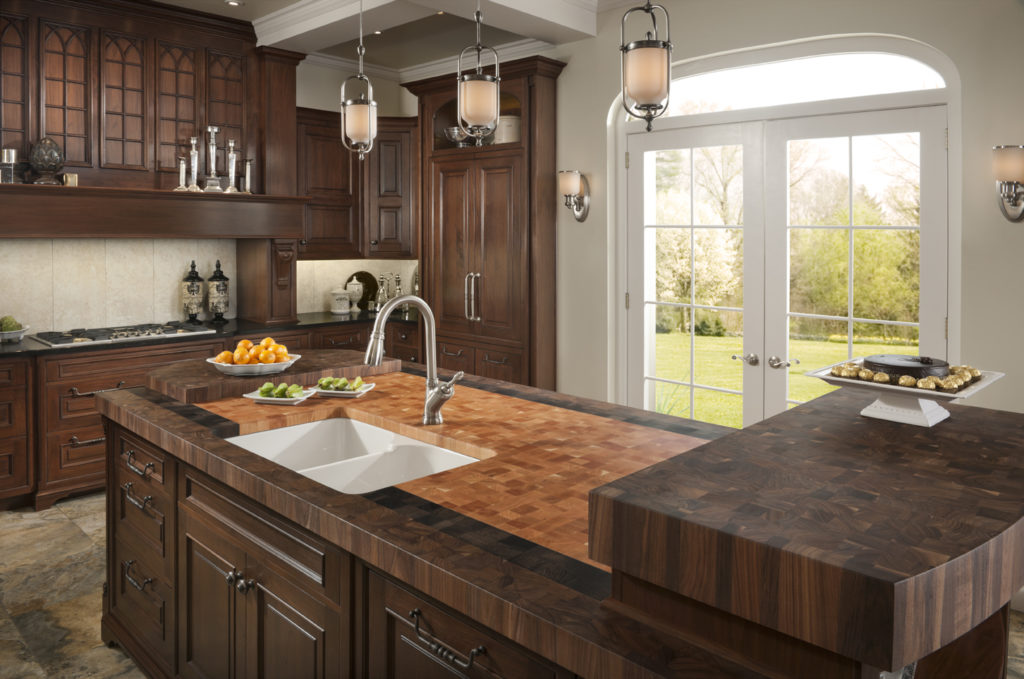 Large Butcher Block for Kitchen Island
