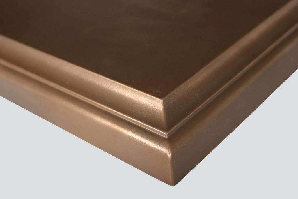 Anvil Medallion Bronze Countertops