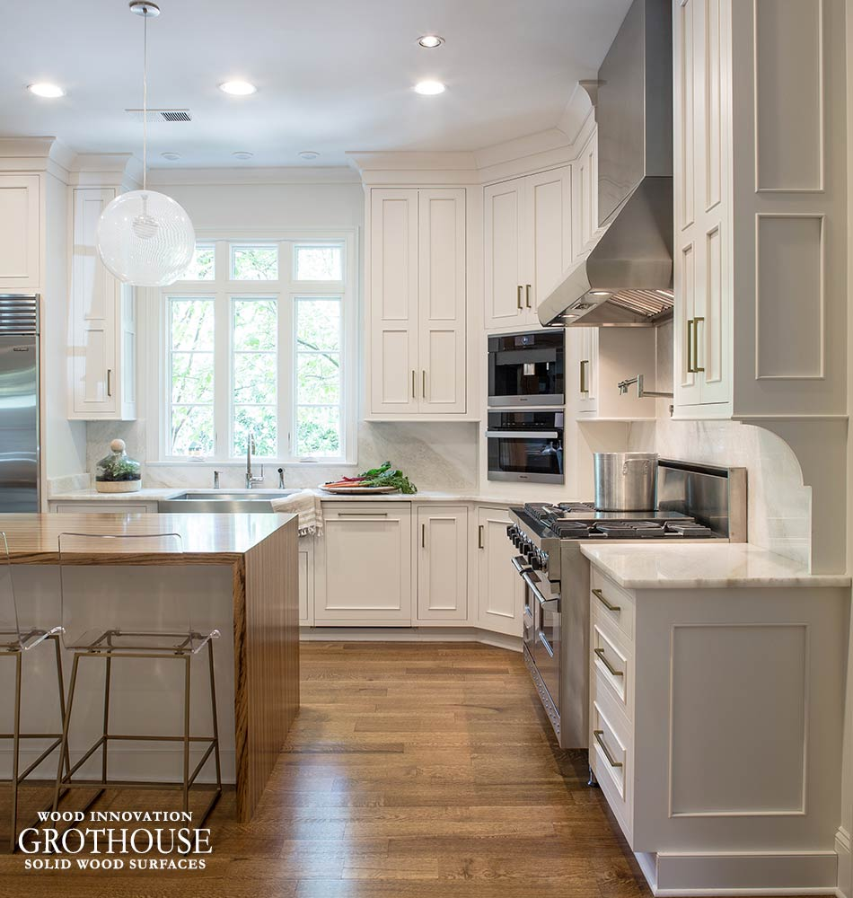 1 In 4 Homeowners Combine Kitchen Countertop Materials