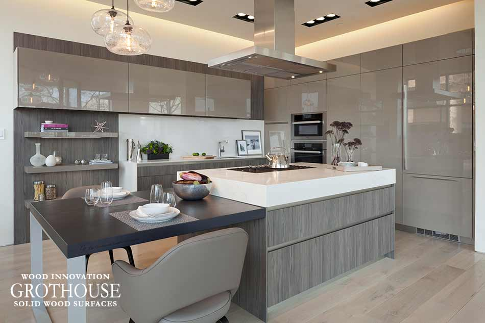 Modern Kitchen Design by Shawna Dillon of Studio Snaidero D.C. Metro