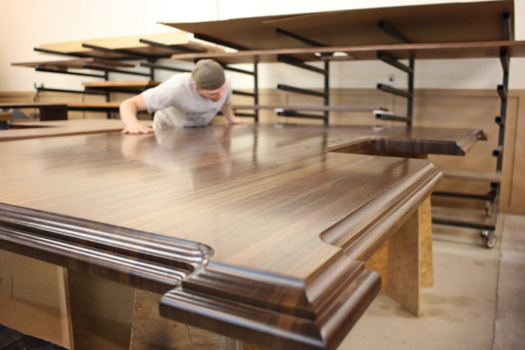 Wood Crush Wednesday A Glimpse into the Grothouse Shop