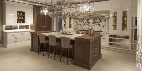 Kitchen Design by Christopher Peacock