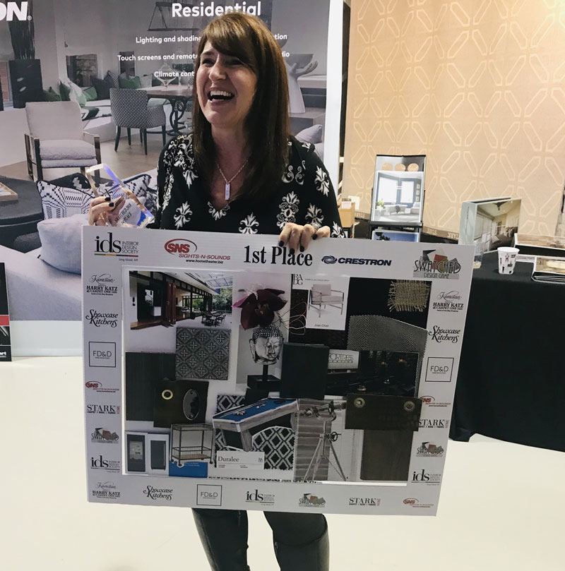 Jeannine Price Grothouse Regional Sales Representative Taking Home First Place