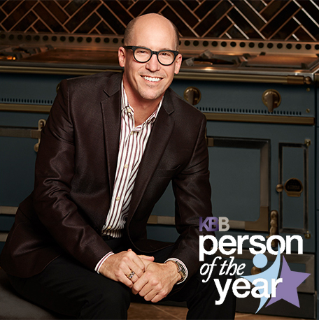 KBB Person of the Year Matthew Quinn Kitchen Designer