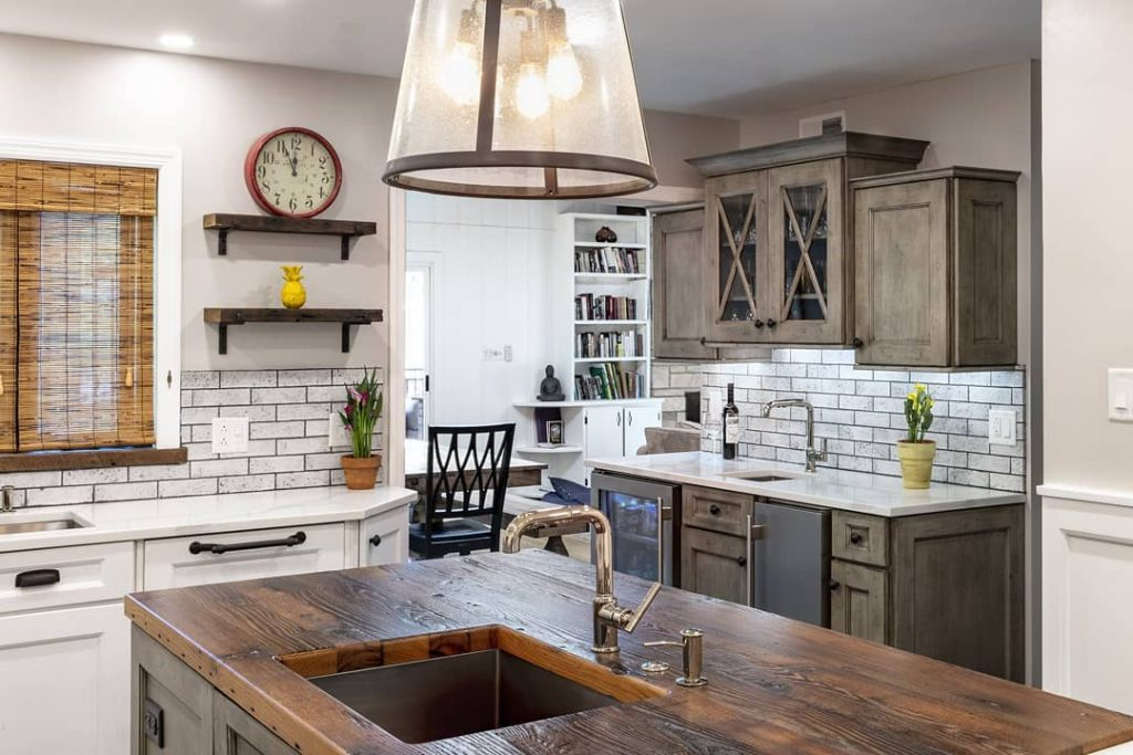 Reclaimed Wood Countertops Archives Wood Countertop Butcherblock And Bar Top Blog