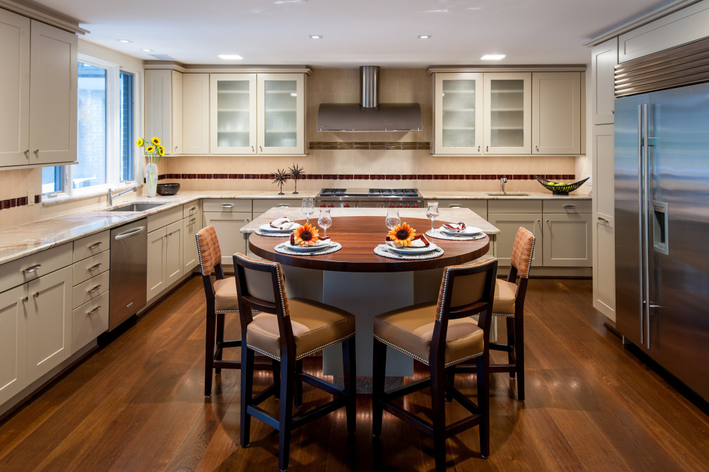 Custom Wood Countertops by Danziger Design