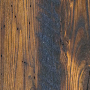 Reclaimed Chestnut Wood Countertop Surface by Grothouse