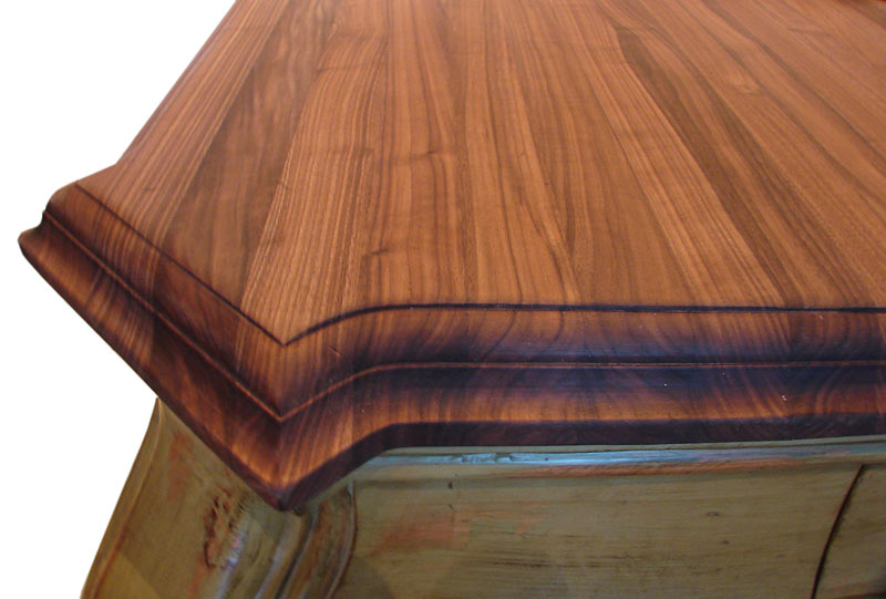Grothouse Wood Countertops with Expanded Corners