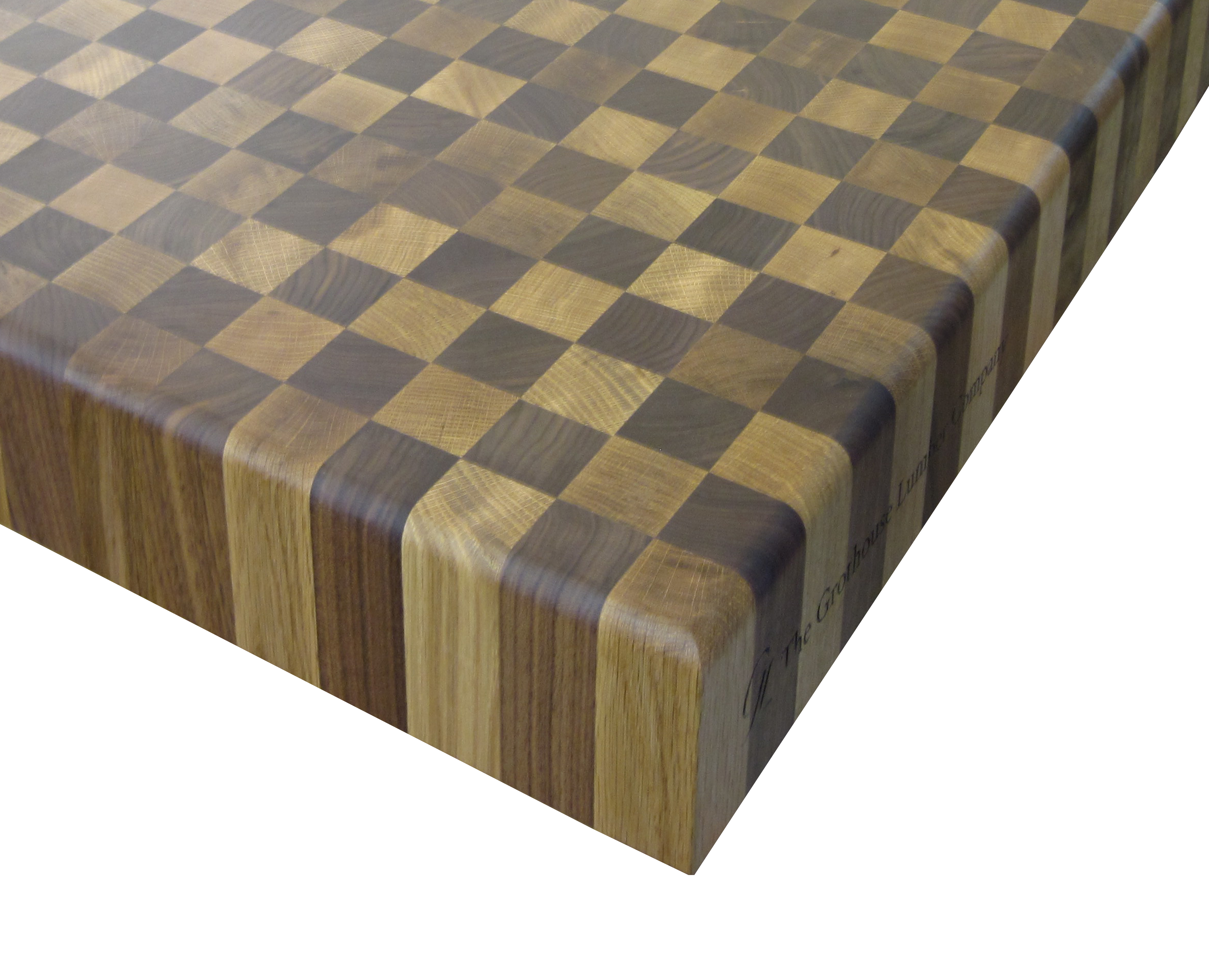 Checkerboard Butcher Blocks by Grothouse