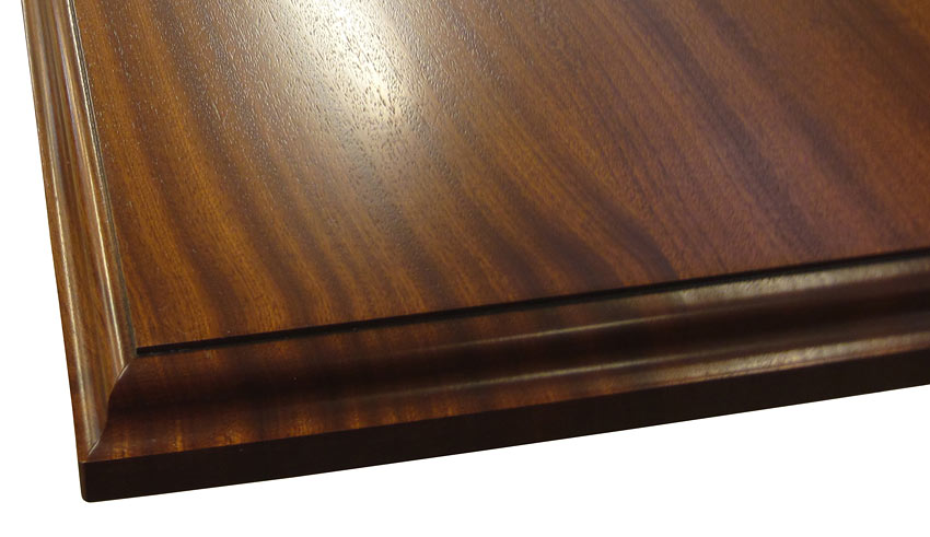 Standard Roman Ogee Edge for Wood Countertops