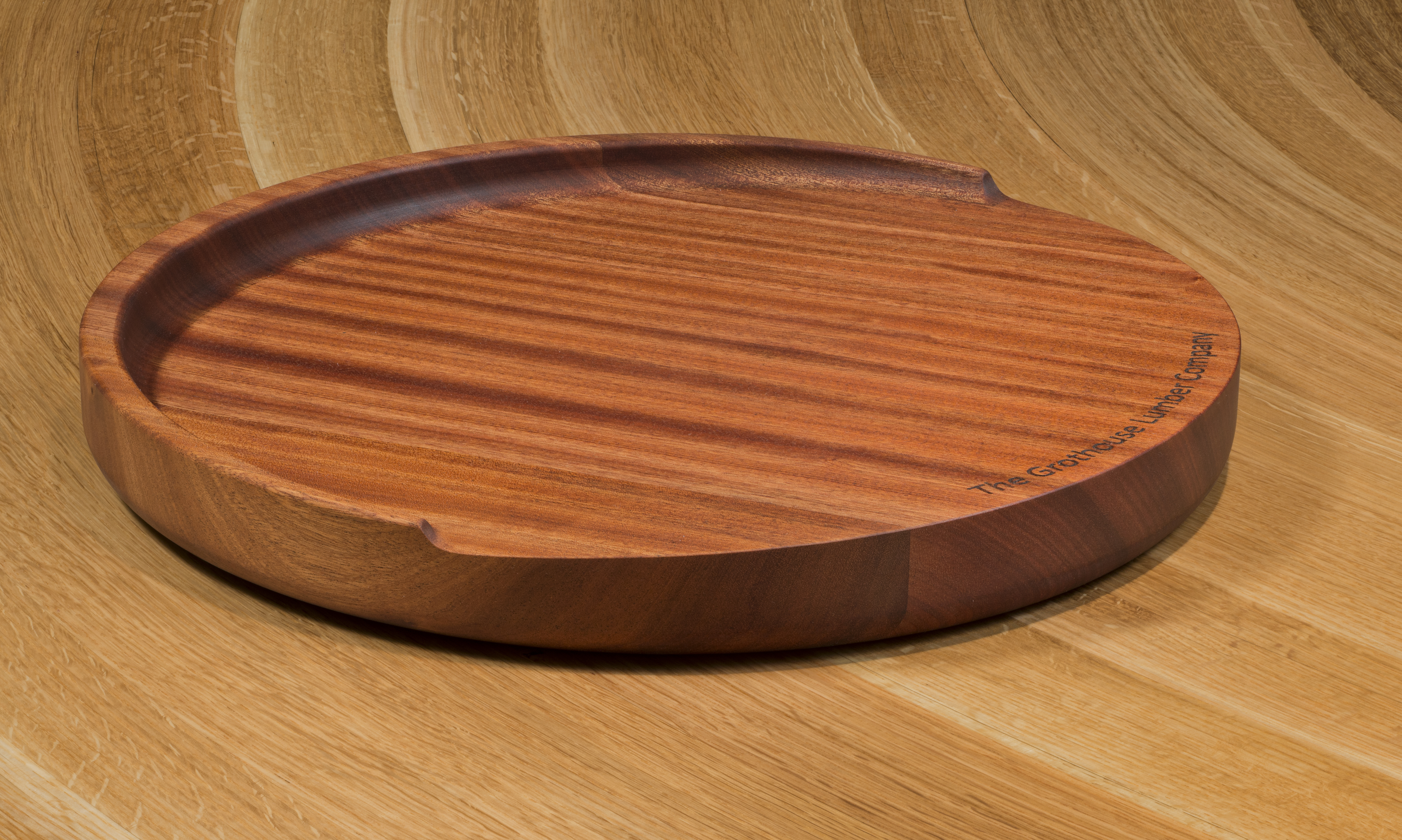 Grothouse Trencher Cutting Board