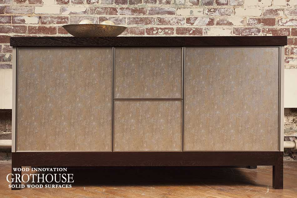 Wood Vanity Countertops by Grothouse