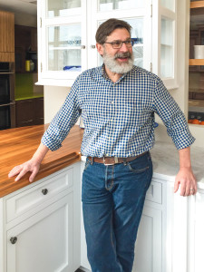 Gordon Blau of Coastal Cabinet Works