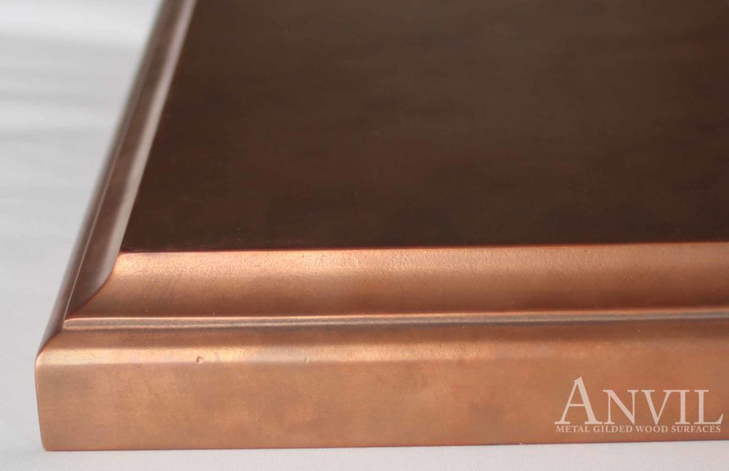 Kratos Copper Countertops by Grothouse