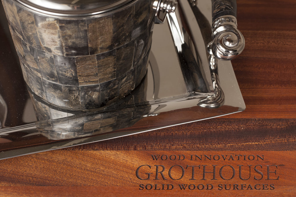 Decorative Wood Countertops