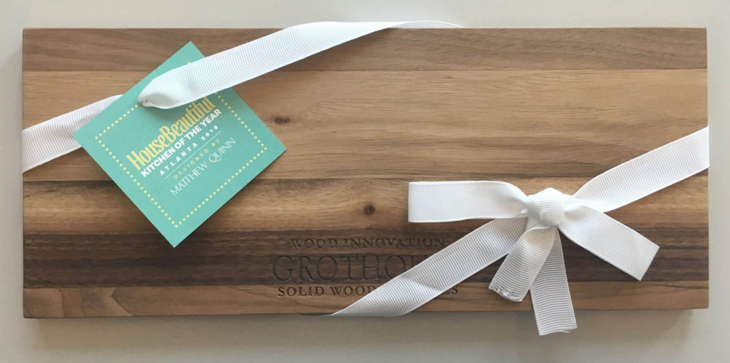 Personalized Cutting Boards by Grothouse