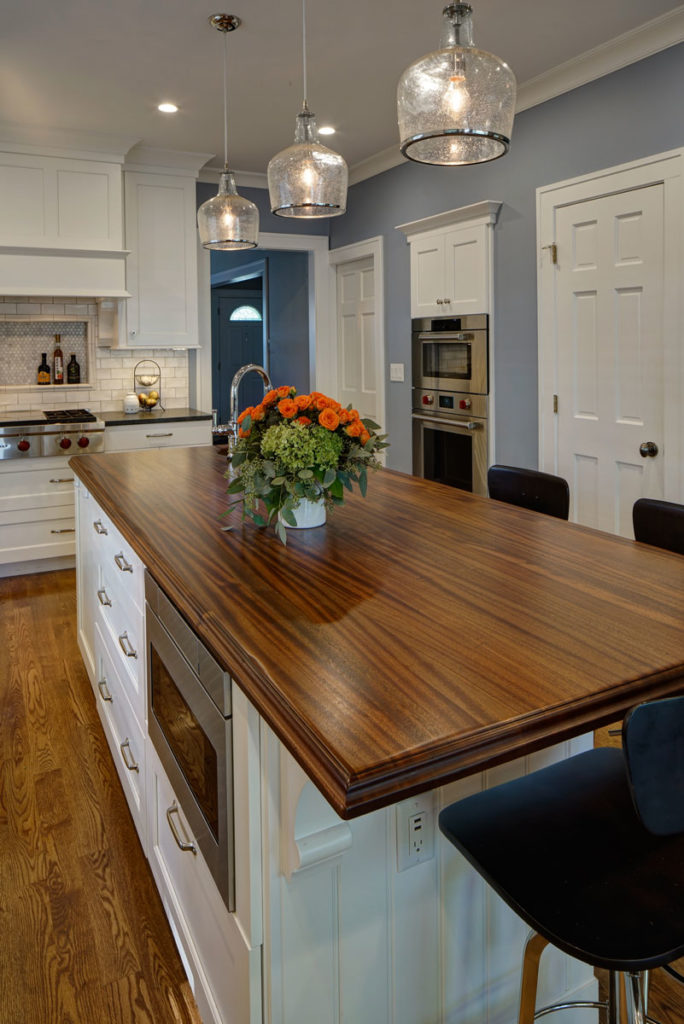 wood tops for kitchen islands sapele mahogany kitchen island top designed by drury design 26250