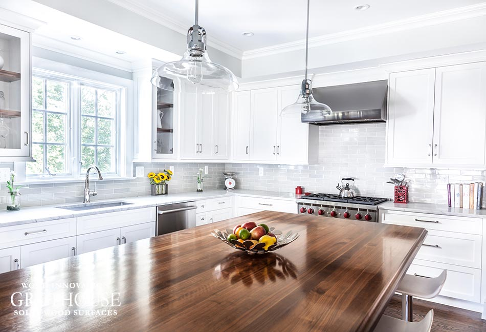 First Planned Kitchen Purchase are Countertops