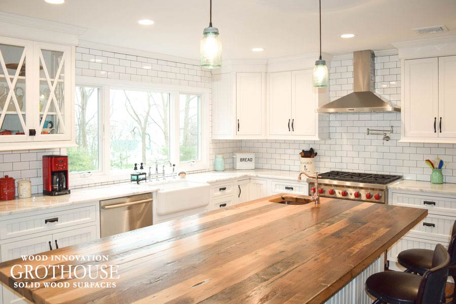 2018 is a good year for home improvements most popular feature updated are kitchen countertops