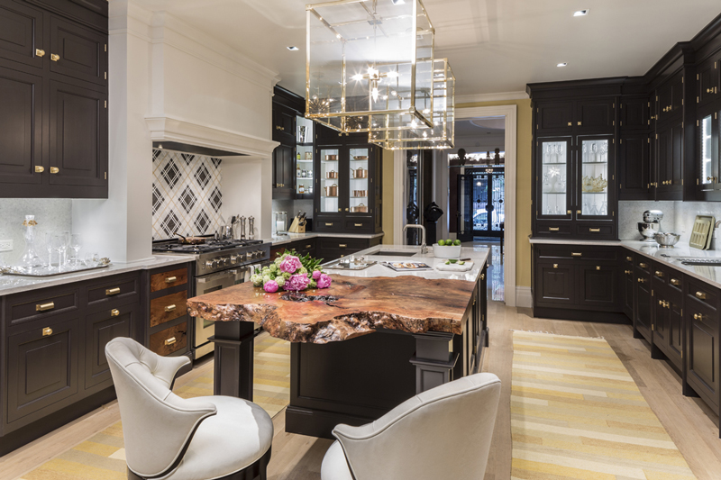 Kitchen Design for 2015 Kips Bay Showhouse by Christopher Peacock