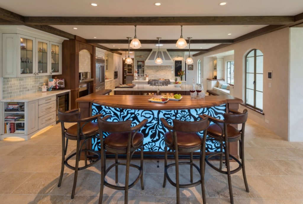 Best of Houzz 2019 Wood Bar Top by Grothouse in Hawaii