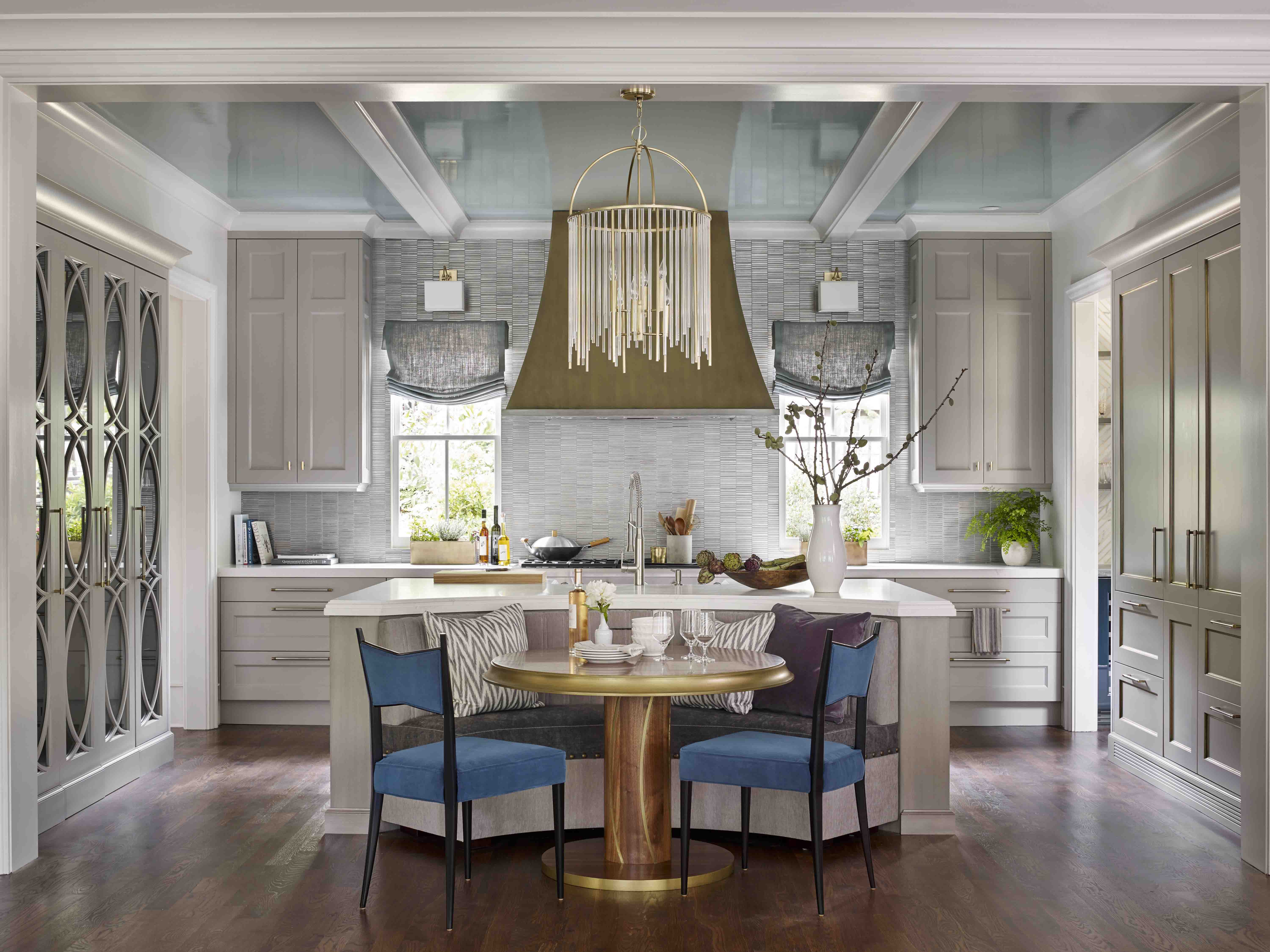 House Beautiful Kitchen of the Year designed by Matthew Quinn