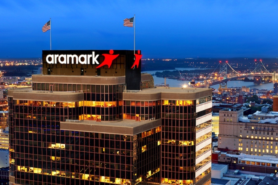 Aramark Global Headquarters in Downtown Philadelphia, Pennsylvania